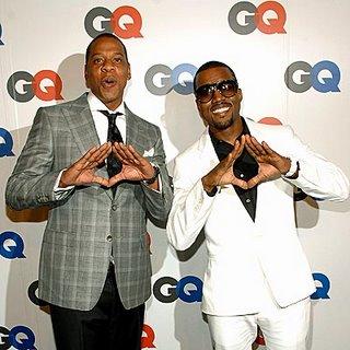 Jay-Z kanye